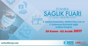 3. Uluslararası Bütünleşik Sağlık ve Bakım Kongresi @ CNR EXPO | İstanbul | Türkiye