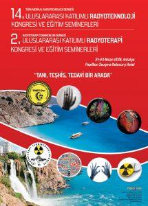 14. International Conference on Radiotechnology and Training Seminars @ Papillion Zeugma Relaxury Hotel