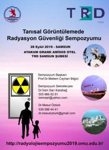 Tanısal Görüntülemede Radyasyon Güvenliği Sempozyumu @ Grand De Luxe Amisos Hotel
