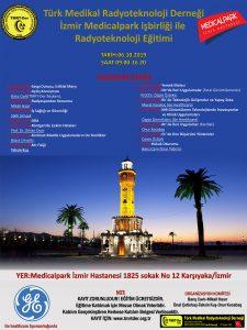 İzmir Radyoteknoloji Eğitim Semineri @ Medical Park İzmir Hastanesi