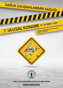 Sağlık Çalışanlarının Sağlığı 7.Ulusal Kongresi @ Ankara Üniversitesi Tıp Fakültesi Dekanlık Ve Morfoloji Kampüsü